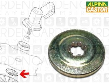 Alpina, Castor 3612640 Rondella spingi disco