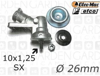 Oleomac, Efco 61250237 Coppia conica completa