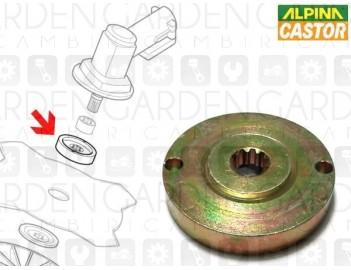 Alpina, Castor 3641650 Ghiera porta disco