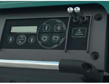Ambrogio L210 Robot rasaerba GreenLine - tastiera e display