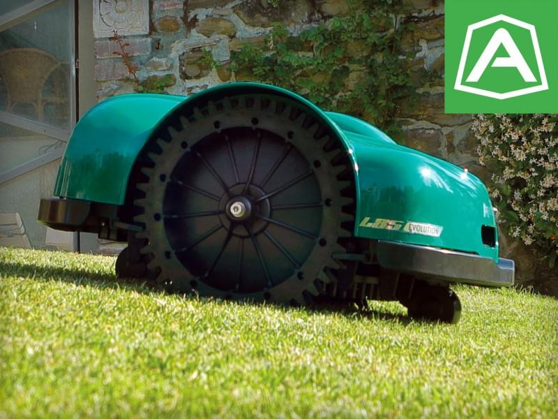 Ambrogio L85 Evolution Robot rasaerba GreenLine
