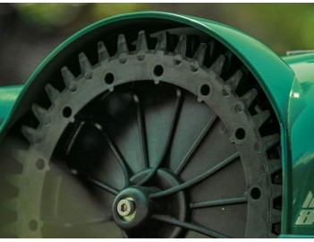 Ambrogio L85 Evolution Robot rasaerba GreenLine, ruota artigliata