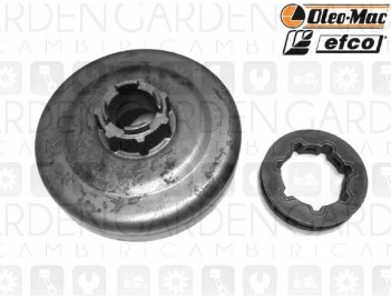 Oleomac, Efco 50022034 Pignone