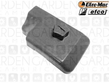 Oleomac, Efco 50030306 Coperchio filtro