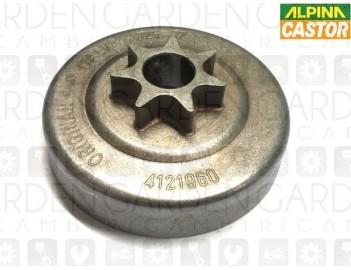 Alpina, Castor 4121960 Pignone catena