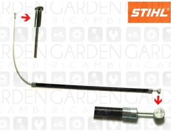 Stihl 42371823201 Cavo gas