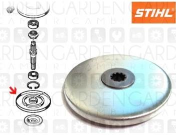 Stihl 41377103800 Ghiera porta disco