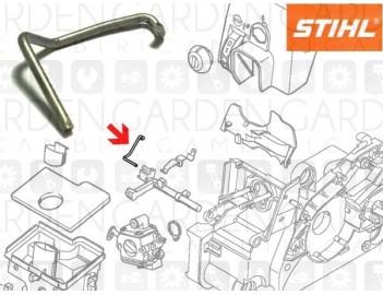 Stihl 11301852000 Tirante gas