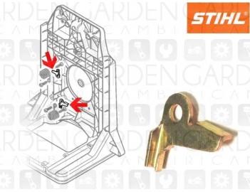 Stihl 42037061100 Staffa antivibrante
