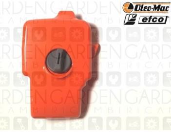 Oleomac, Efco 50162024 Coperchio filtro