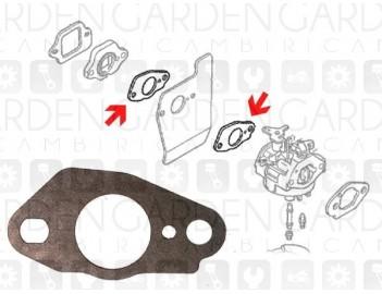 Honda 16221-883-800 Guarnizione aspirazione ADATTABILE