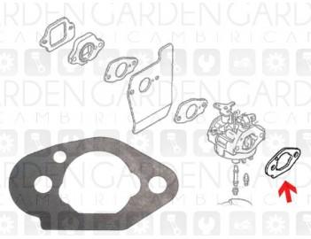 Honda 16228-ZL8-000 Guarnizione aspirazione ADATTABILE