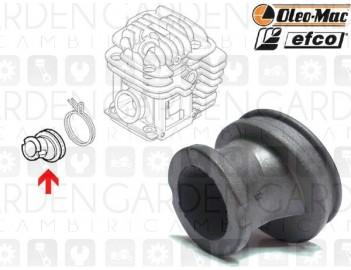 Oleomac, Efco 50070010 Collettore