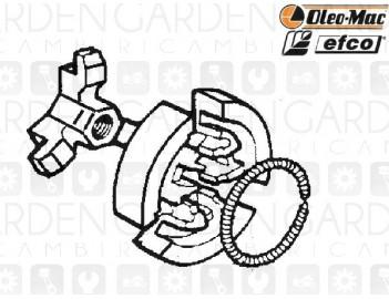 Oleomac, Efco 50012023 Frizione centrifuga